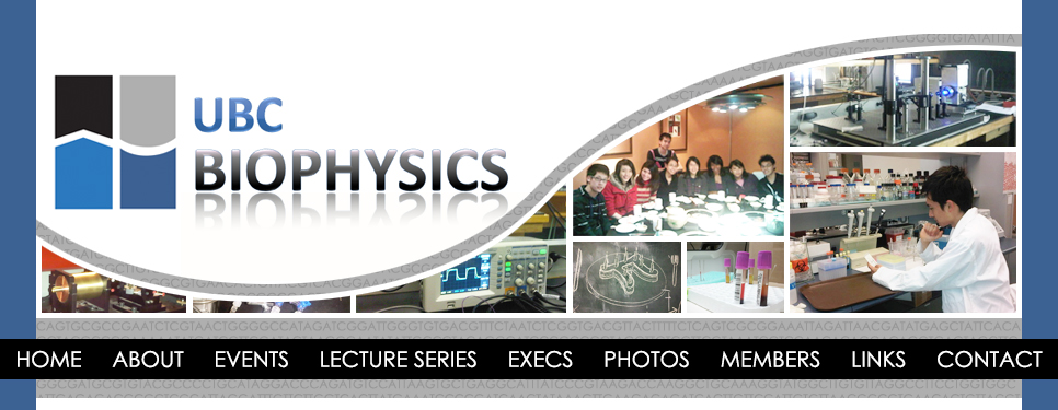 biophysics thesis